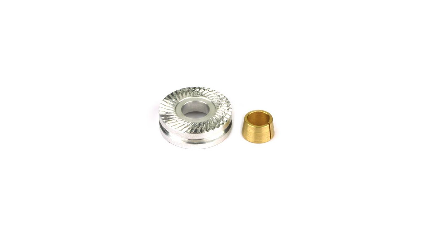 Image for Taper Collet & Drive Flange,FA40A/FA from HorizonHobby