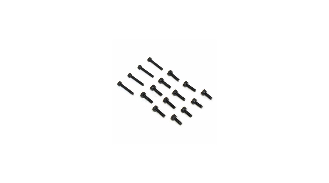 Image for Cylinder Screw Set: A-F, Q, AA, II, JJ, KK, BV, BS from HorizonHobby