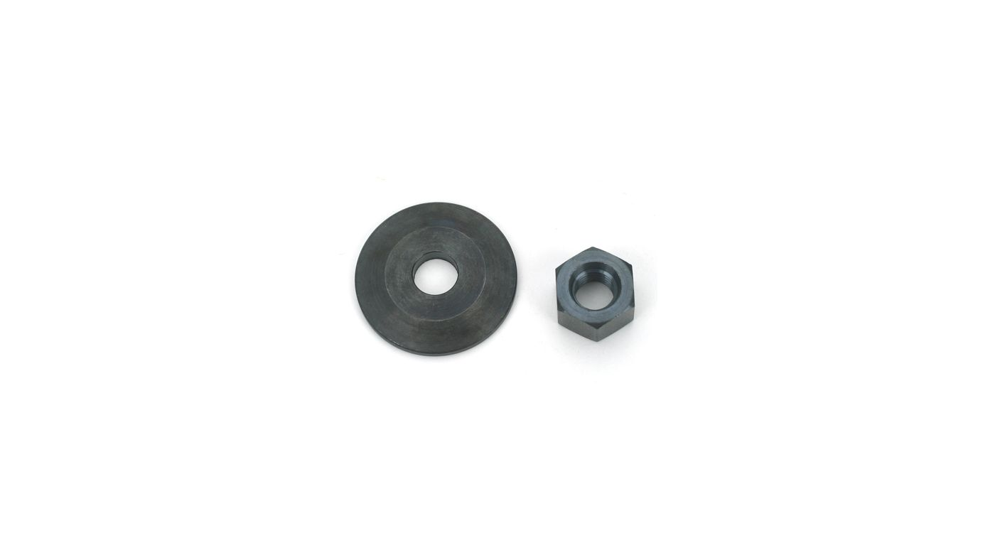 Image for Prop Nut and Washer: 56-91,BZ from HorizonHobby