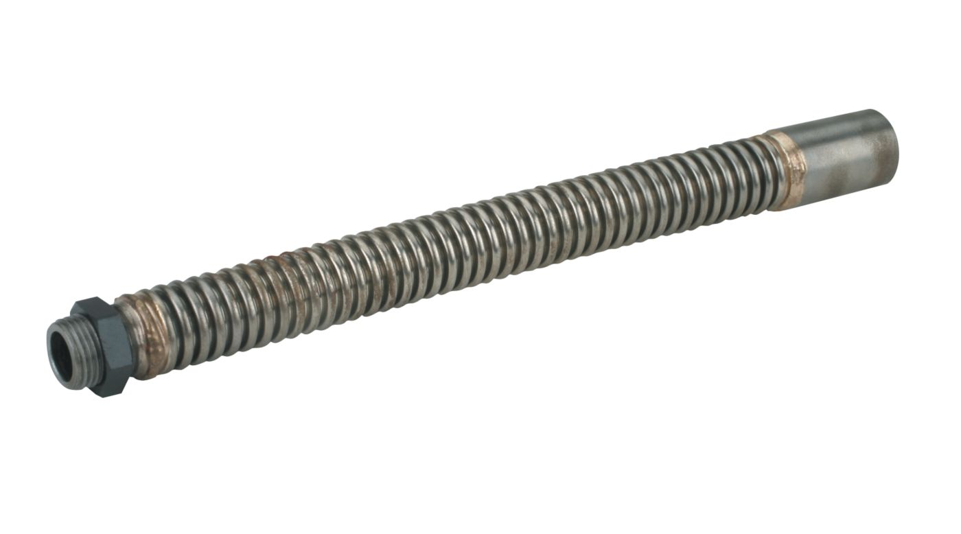 Image for Flex Exhaust Pipe with Nut: 65-100 from HorizonHobby
