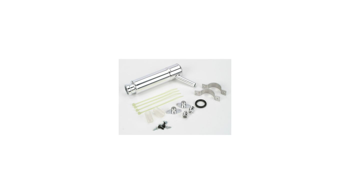 Image for Exhaust Silencer #640 from HorizonHobby