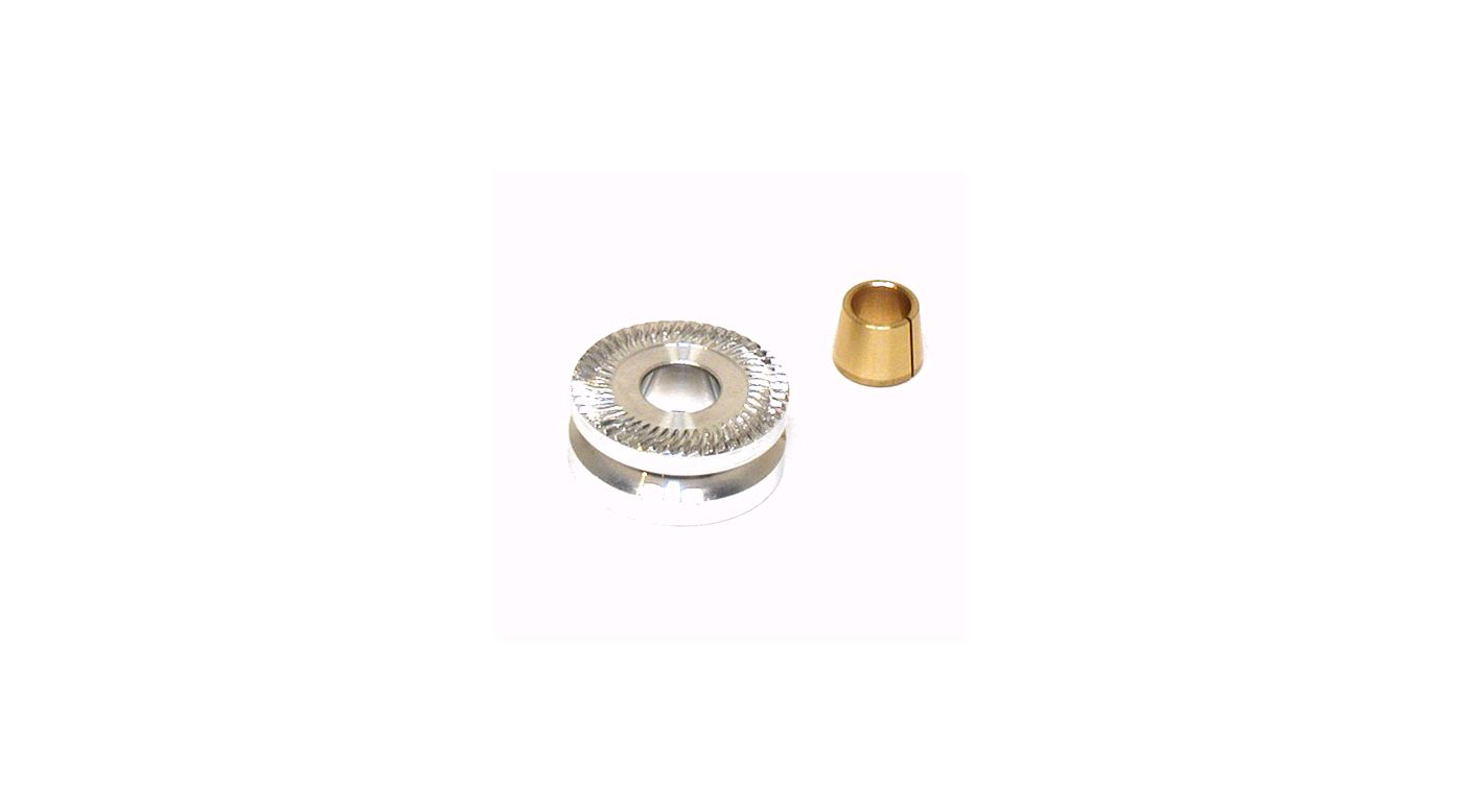Image for Collet & Drive Flange:G-K,Q,AA,EE,T from HorizonHobby