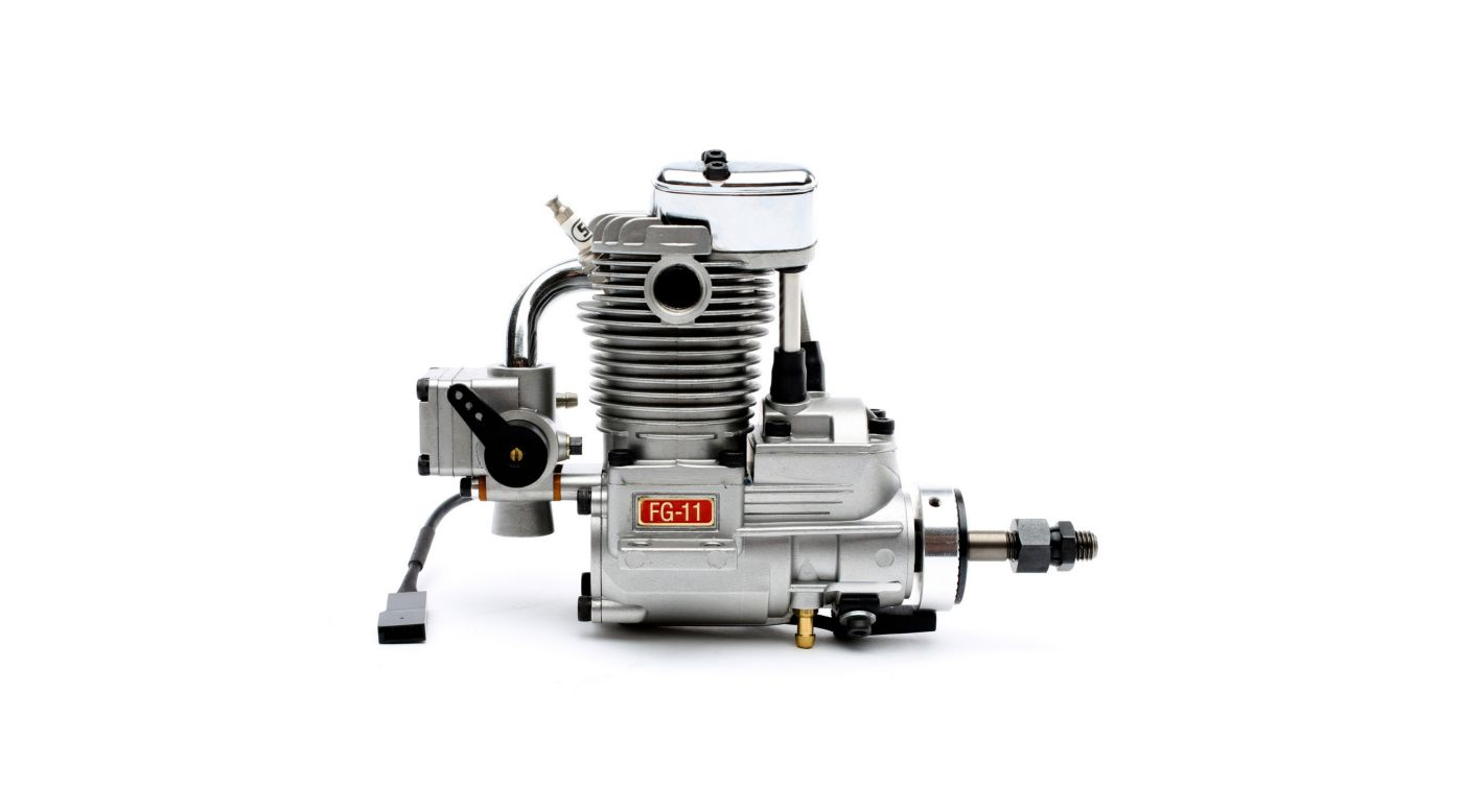 Image for FG-11 11cc Single Cylinder 4-Stroke Gas Engine: BZ from HorizonHobby