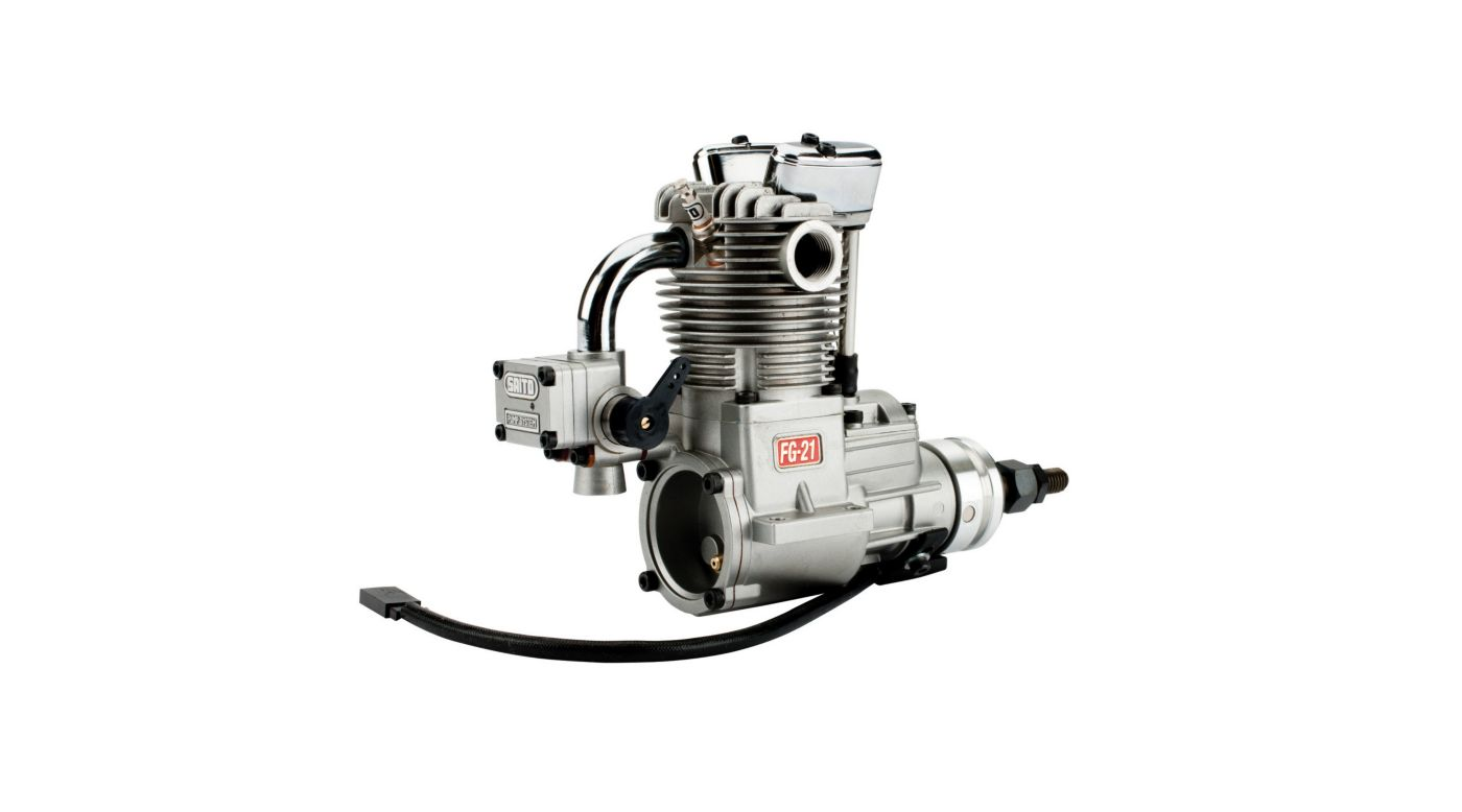 Image for FG-21 (1.26) 4-Stroke Gas Engine: BN from HorizonHobby