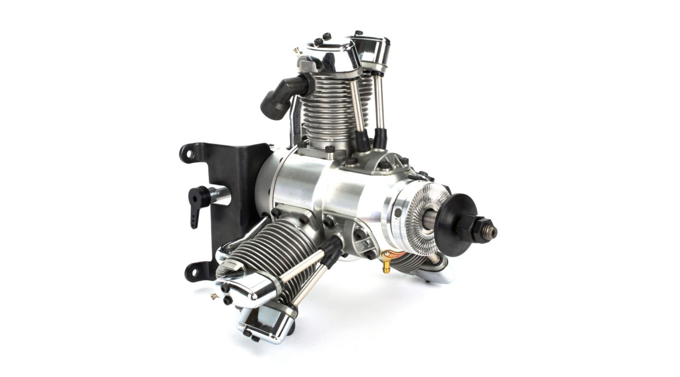 Image for 33cc 3-Cylinder Gas Radial Engine: BS from HorizonHobby