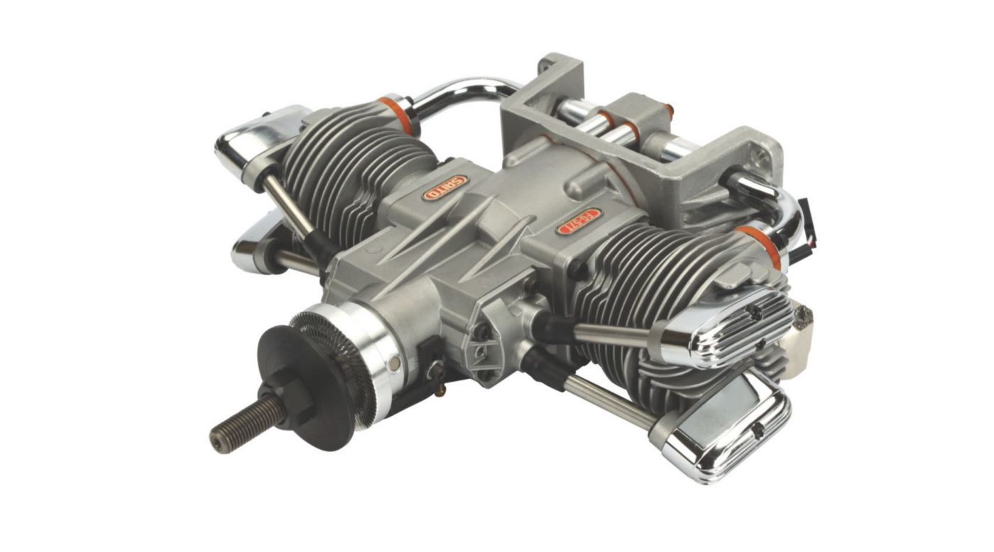 Image for 57cc Gas Twin Engine 4-Stroke: BG from HorizonHobby