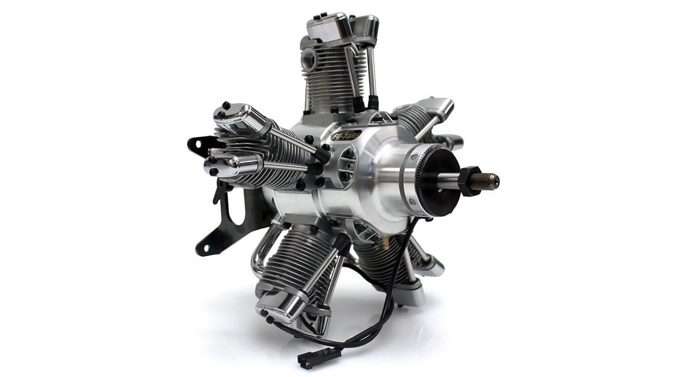 Image for FG-73R5 73cc 5-Cylinder 4-Stroke Gas Radial Engine from HorizonHobby