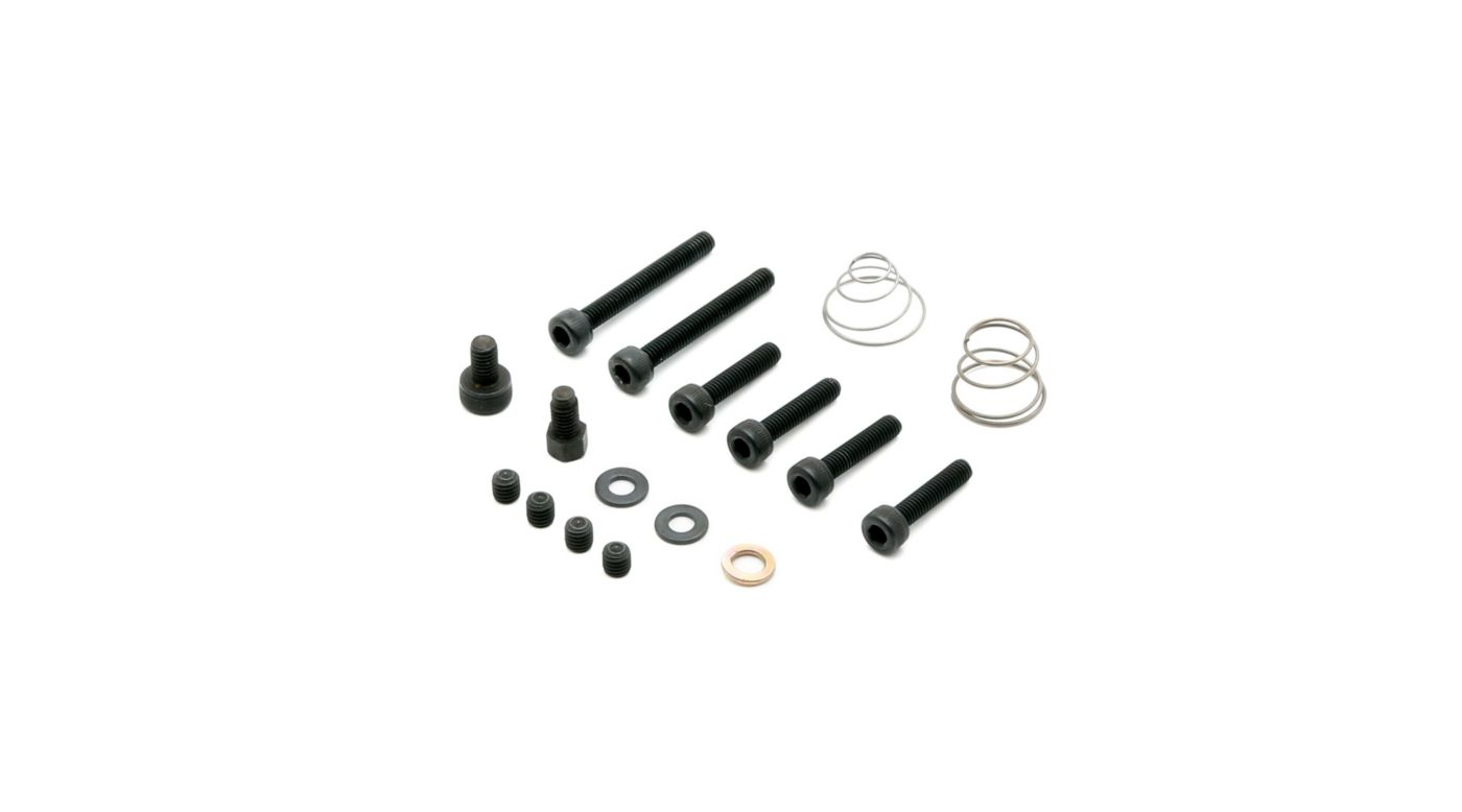 Image for Carburetor Screw and Spring Set: BS, CA, CF from HorizonHobby