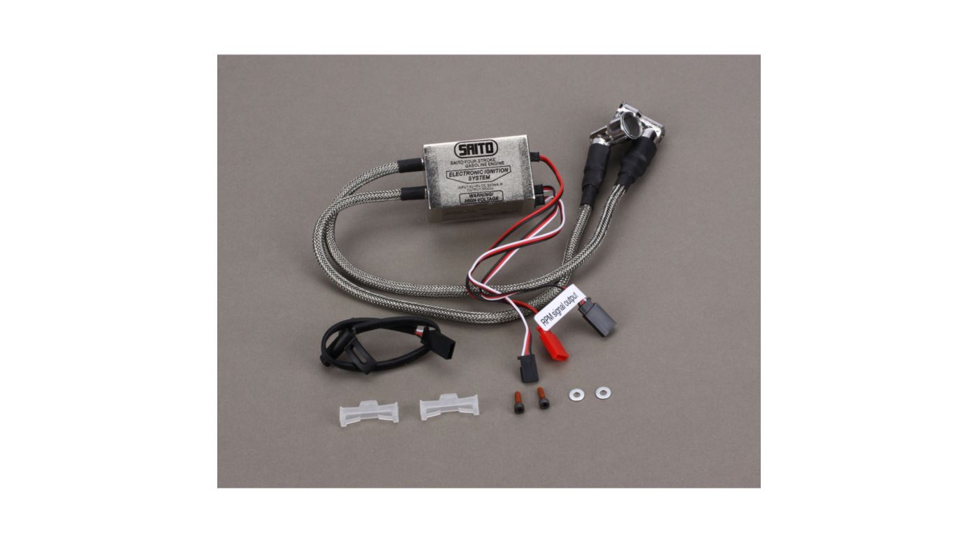 Image for Electronic Ignition System: BG, CC from HorizonHobby