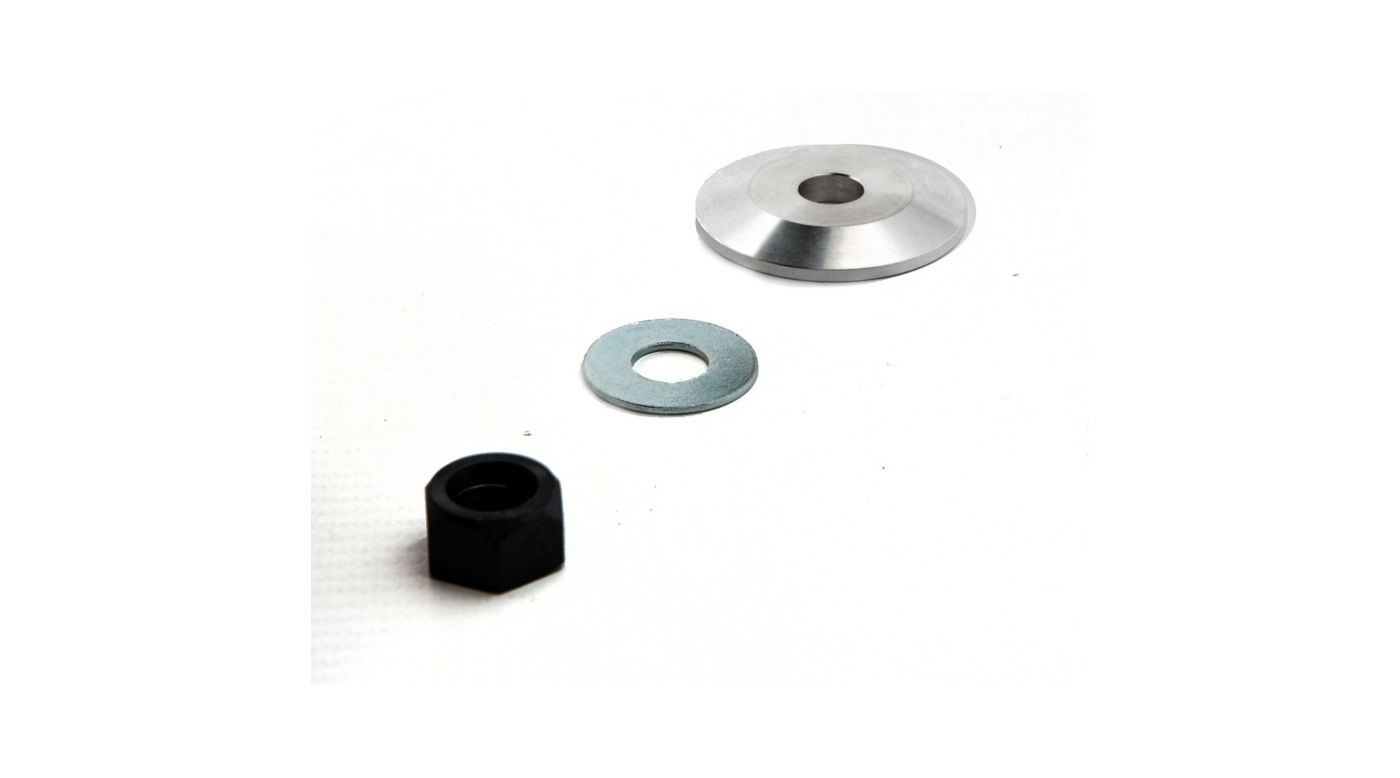 Image for Prop Washer, Nut: BT, CC from HorizonHobby