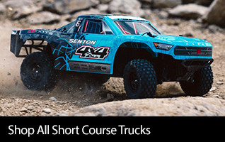 Shop All RC Short Course Trucks