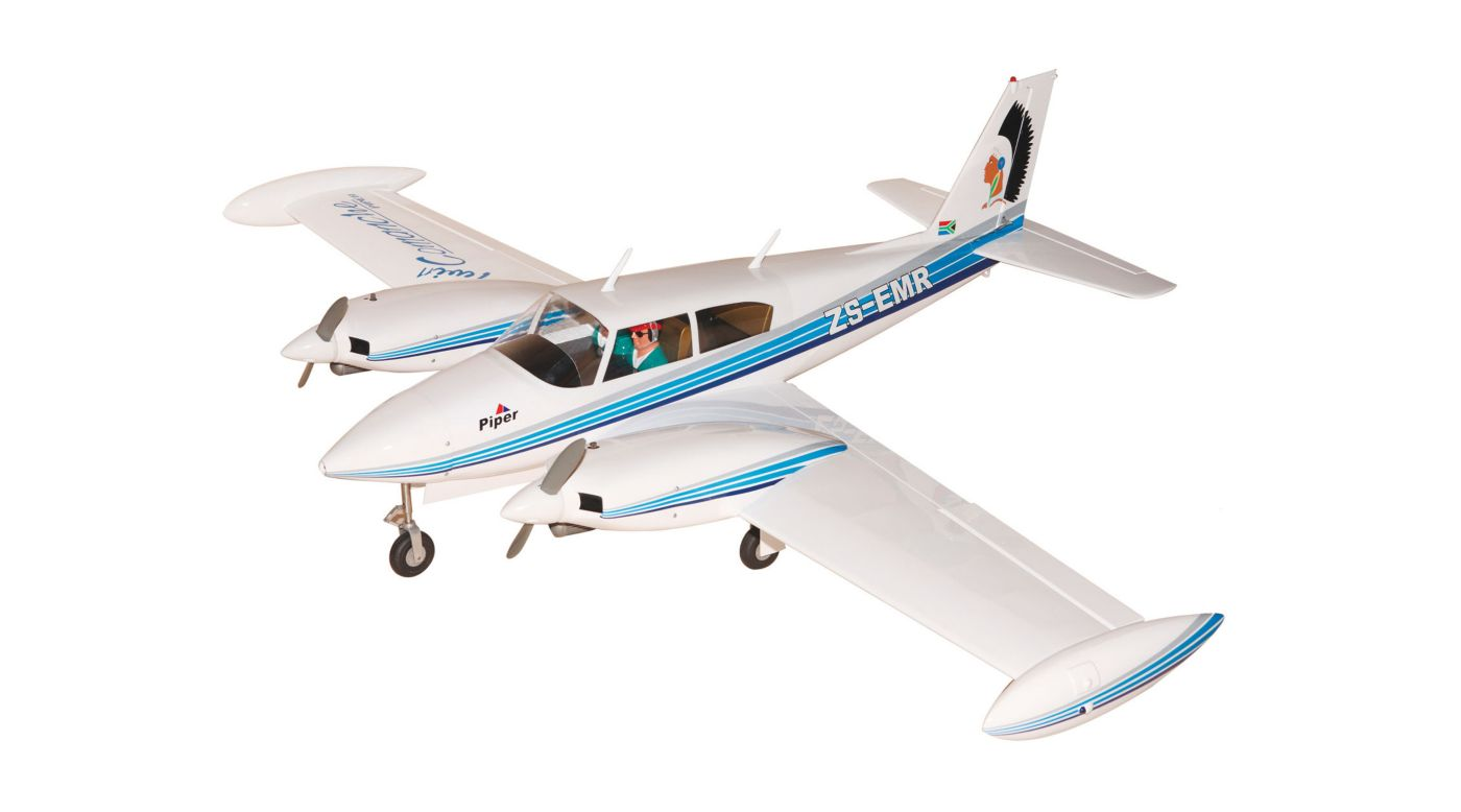 Image for Piper Twin Comanche 46 ARF from HorizonHobby