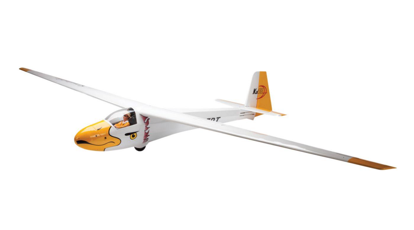 Image for Ka8-B Sailplane ARF, White from HorizonHobby