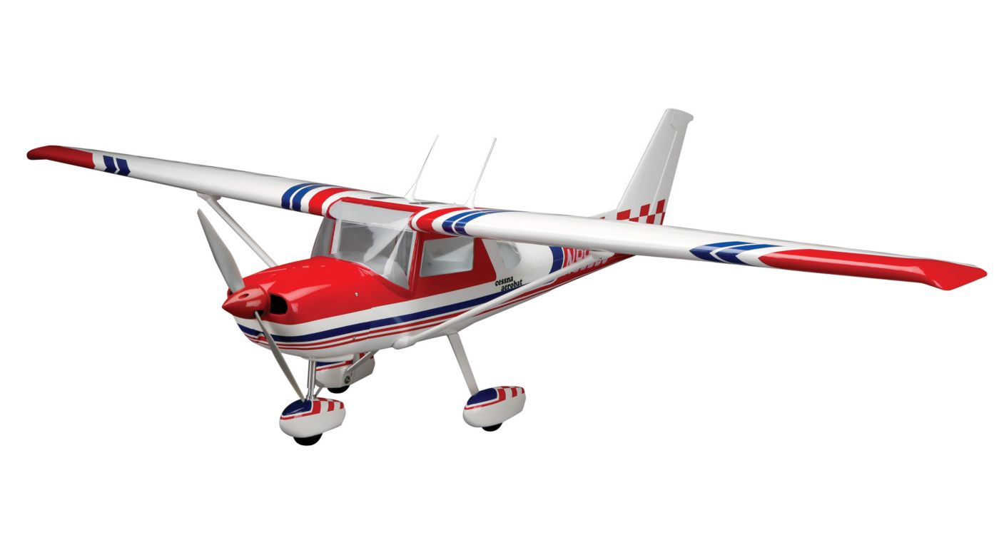 Image for Cessna 152 60-91 ARF from HorizonHobby