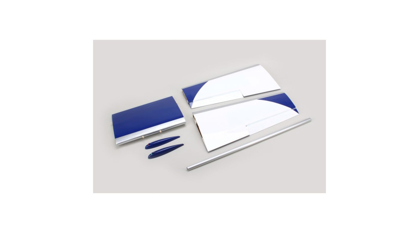 Image for Main Wing Set with Aileron: T-6A Texan Size 75-91 from HorizonHobby