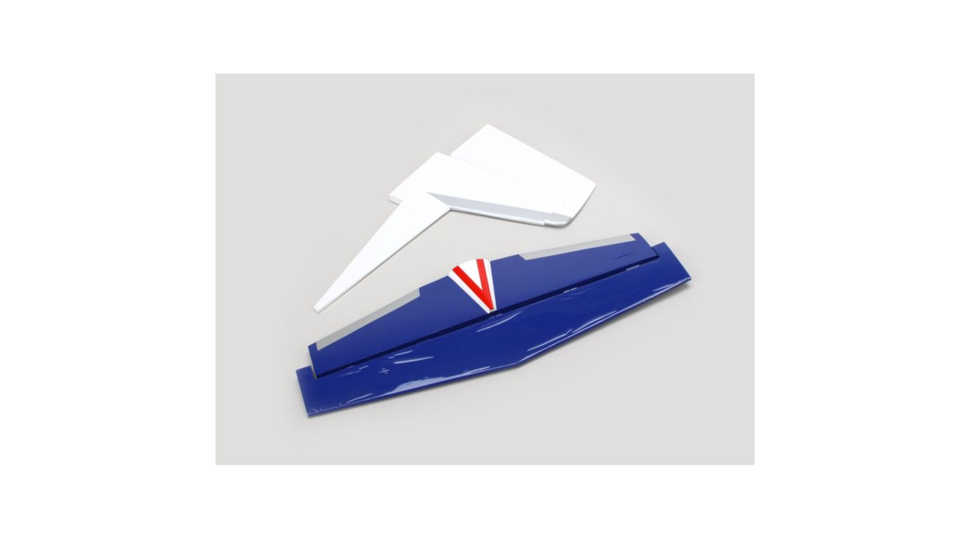 Image for Tail Set: T-6A Texan Size 75-91 from HorizonHobby