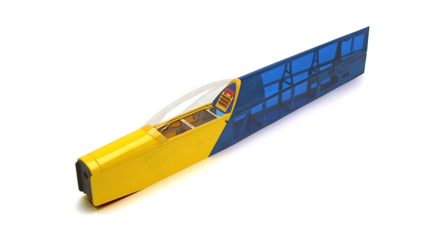Image for Fuselage w/Hatch: Harrier 3D Funfly 90 ARF from HorizonHobby