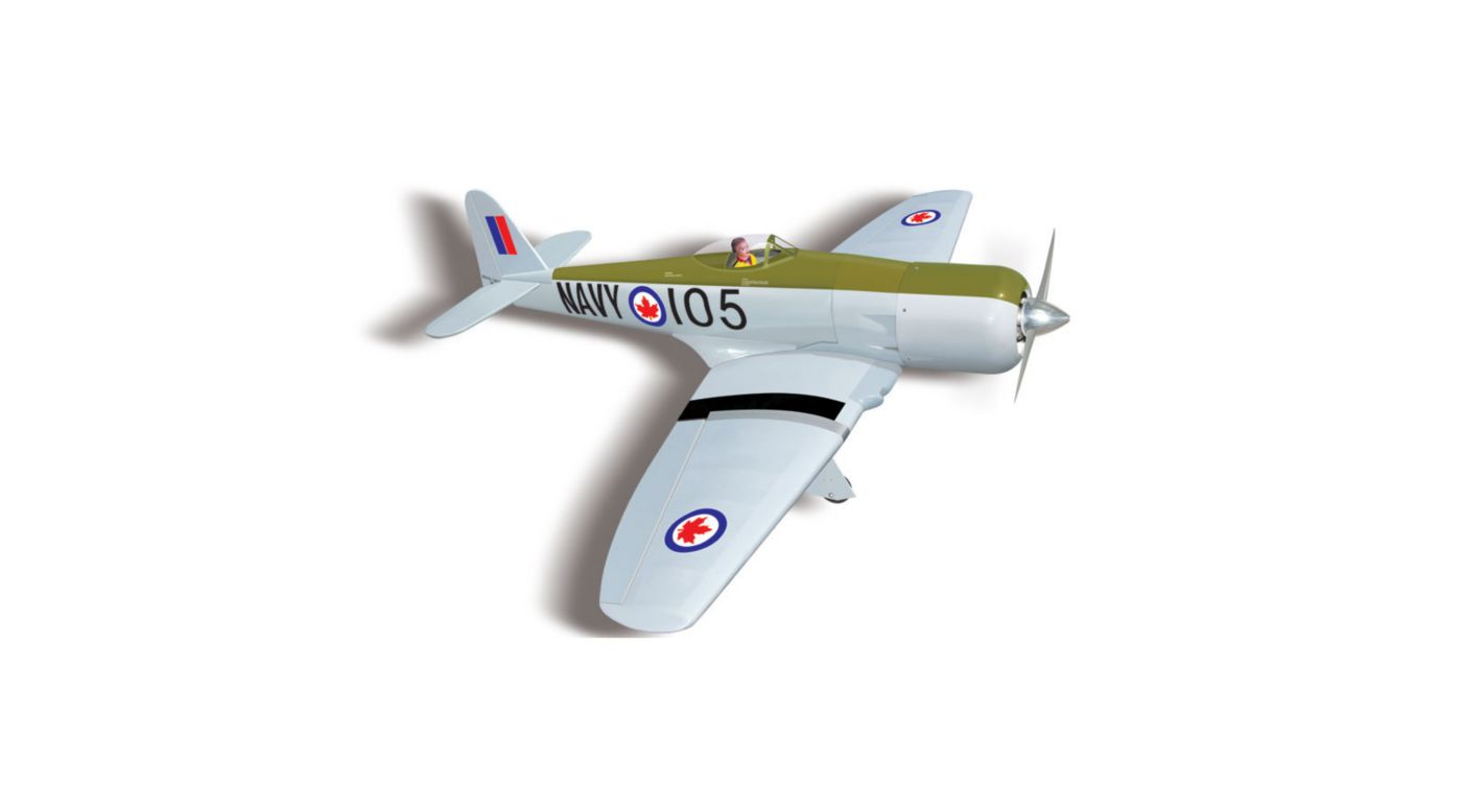 Image for Sea Fury .91-120 ARF from HorizonHobby
