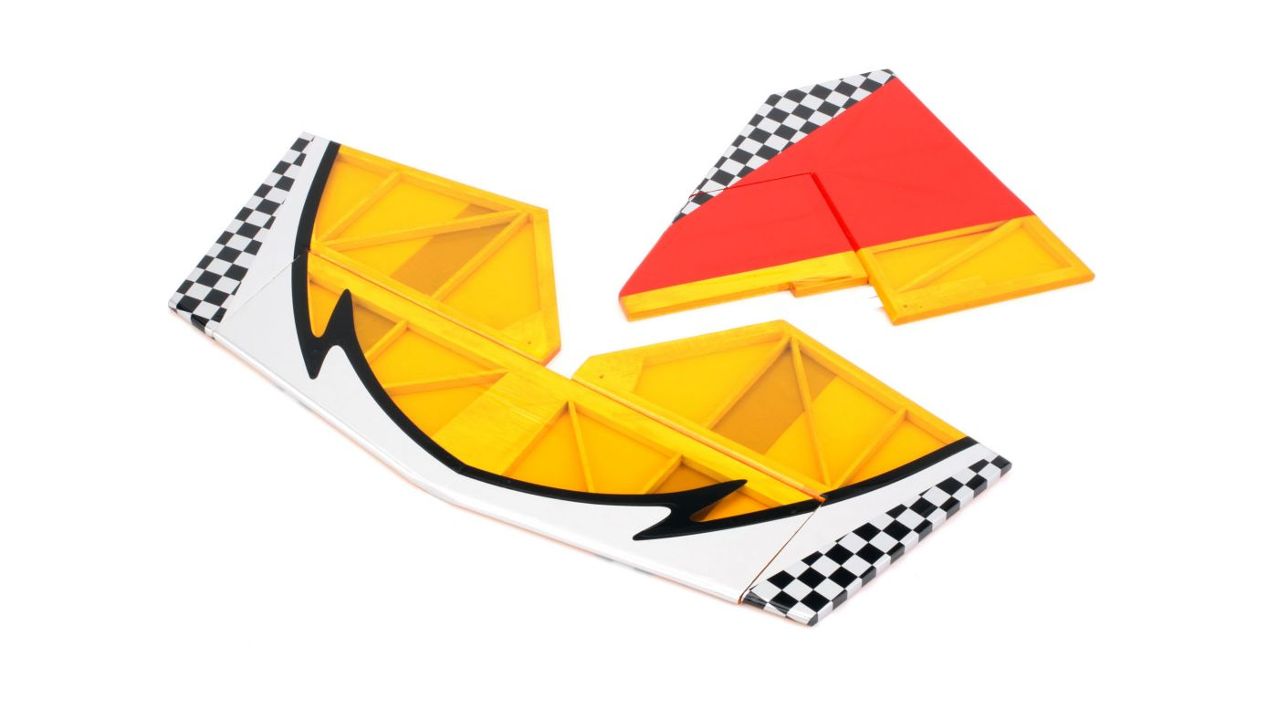 Image for Tail Set: Funfly 3D from HorizonHobby