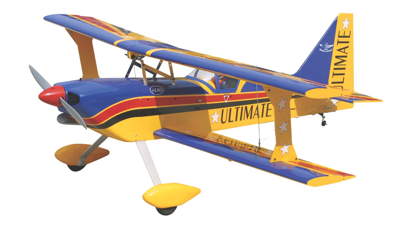 Image for Ultimate Bi-Plane 90 ARF from HorizonHobby