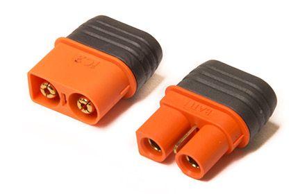 New IC3 & IC5 Connectors