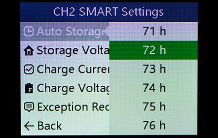 Smart Discharge