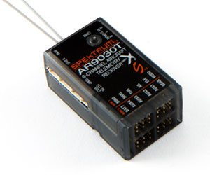 INCLUDES AR9030T TELEMETRY RECEIVER