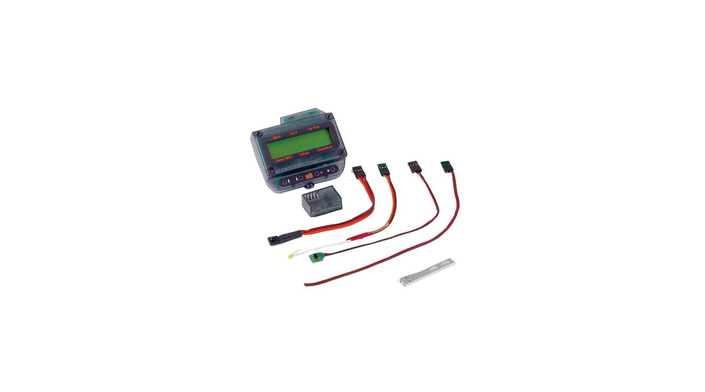 Image for Electric Telemetry Combo Pack from HorizonHobby