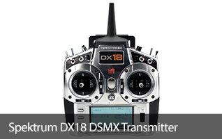 Spektrum DX18 18-channel DSMX Gen 2 Transmitter with AR9020 Receiver