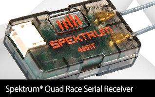 Spektrum Quad Race Serial Receiver