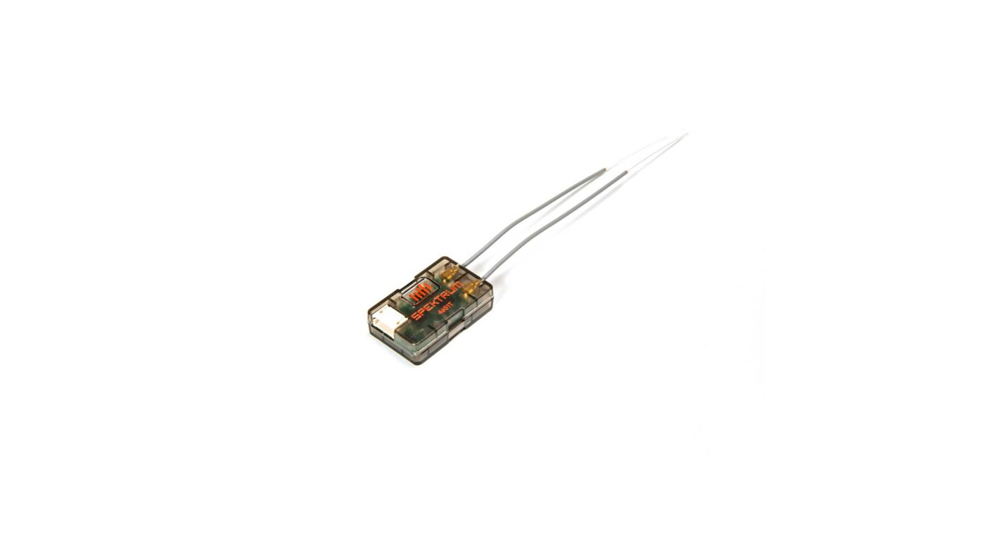 Image for SRXL2 DSMX Remote Serial Telemetry Receiver from HorizonHobby