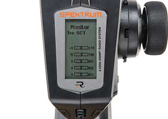 Servo Monitor
