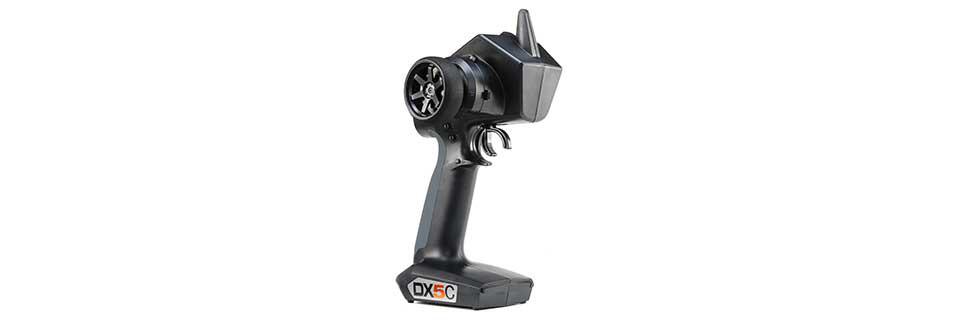 DX5C Transmitter