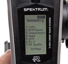 Built-In Telemetry