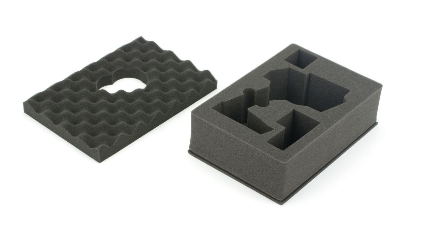 Image for Spektrum Transmitter Case Foam Surface from HorizonHobby