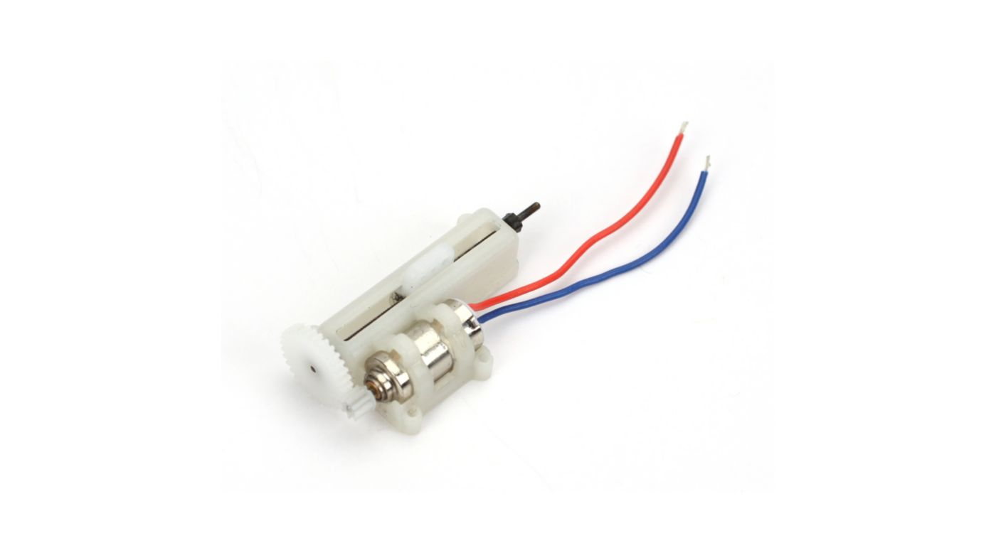 Image for Replacement Servo Mechanics: Ultra Micro Long Throw from HorizonHobby