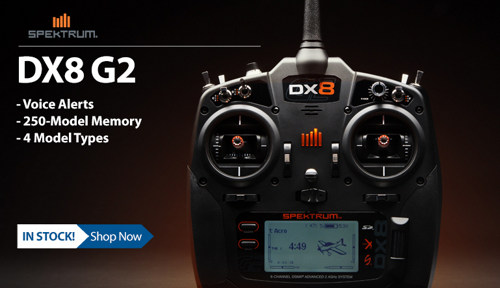 RC Radios - Transmitters, Receivers and Servos | Horizon Hobby