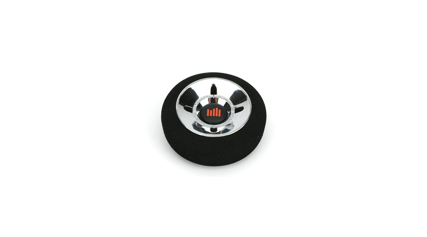 Image for Steering Wheel: DX3R from HorizonHobby