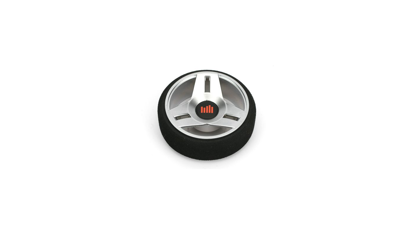 Image for Steering Wheel: DX3R PRO from HorizonHobby