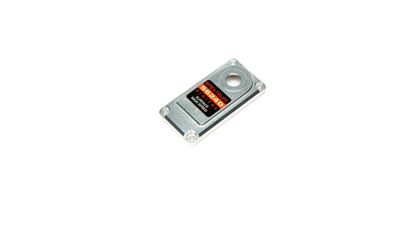 Image for S6240/S6240RX/6270 Metal Top Case from HorizonHobby