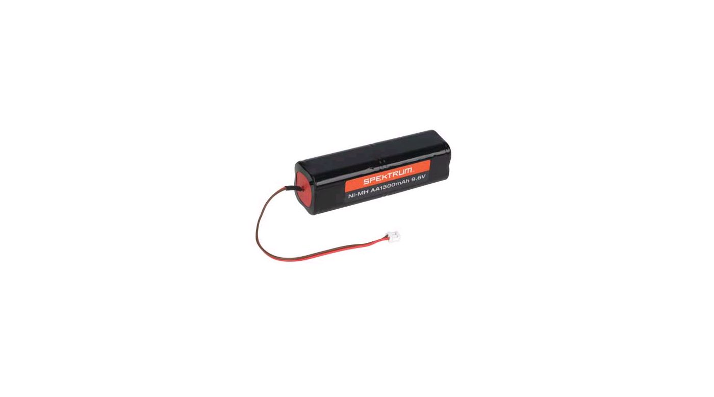 Image for Spektrum 1500mAh NiMH Transmitter Pack from HorizonHobby