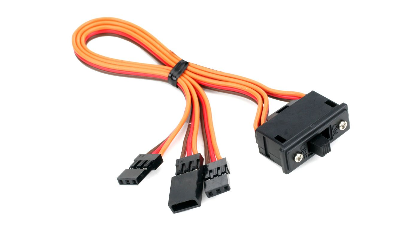Image for Switch Harness: 3-Wire from HorizonHobby