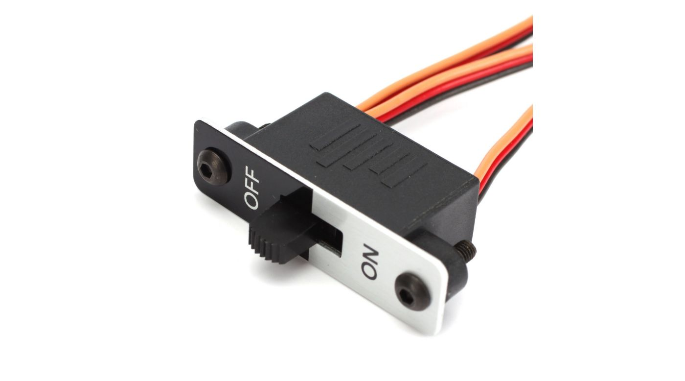 Image for Deluxe 3-Wire Switch Harness from HorizonHobby