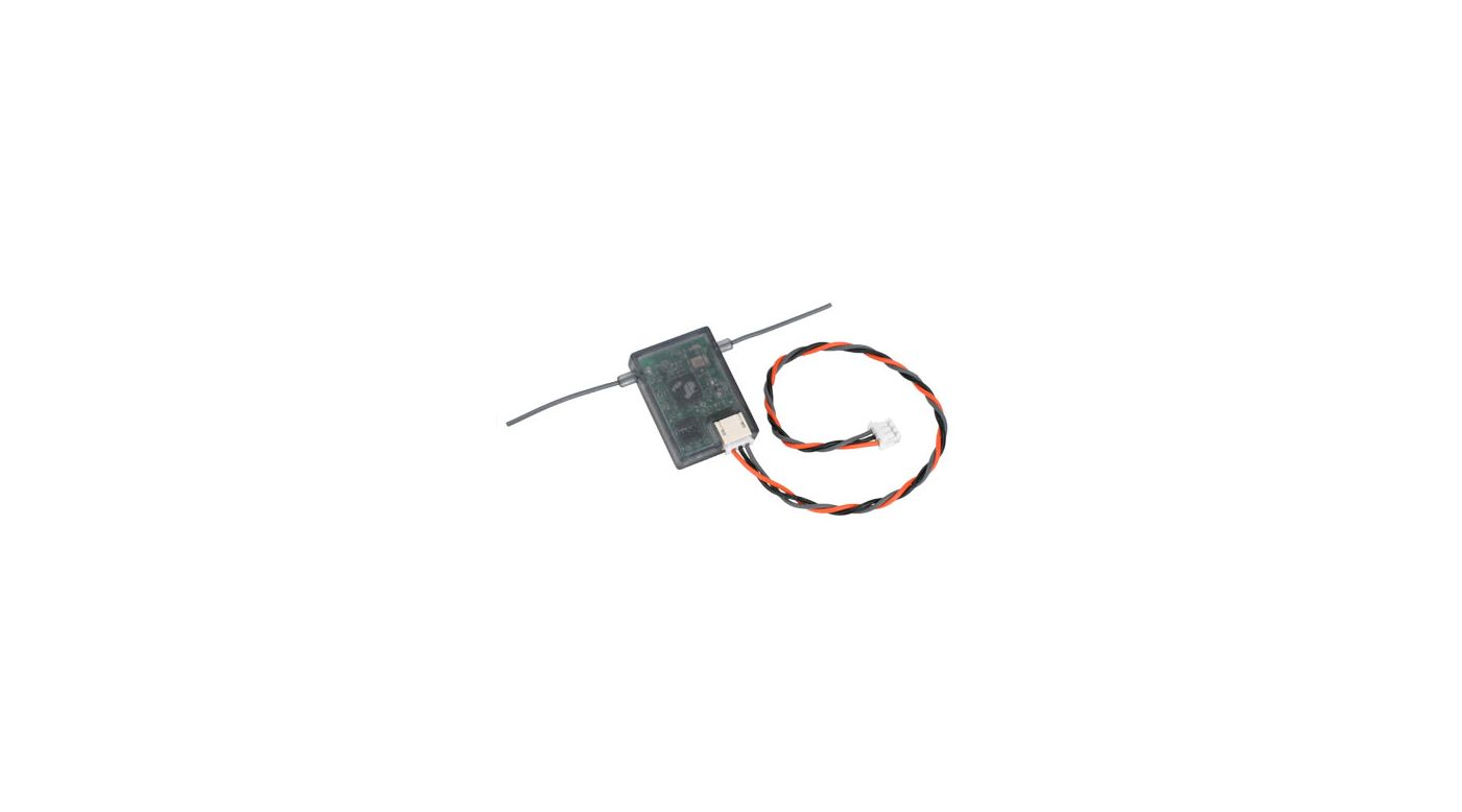 Image for DSM2 Remote Receiver from HorizonHobby