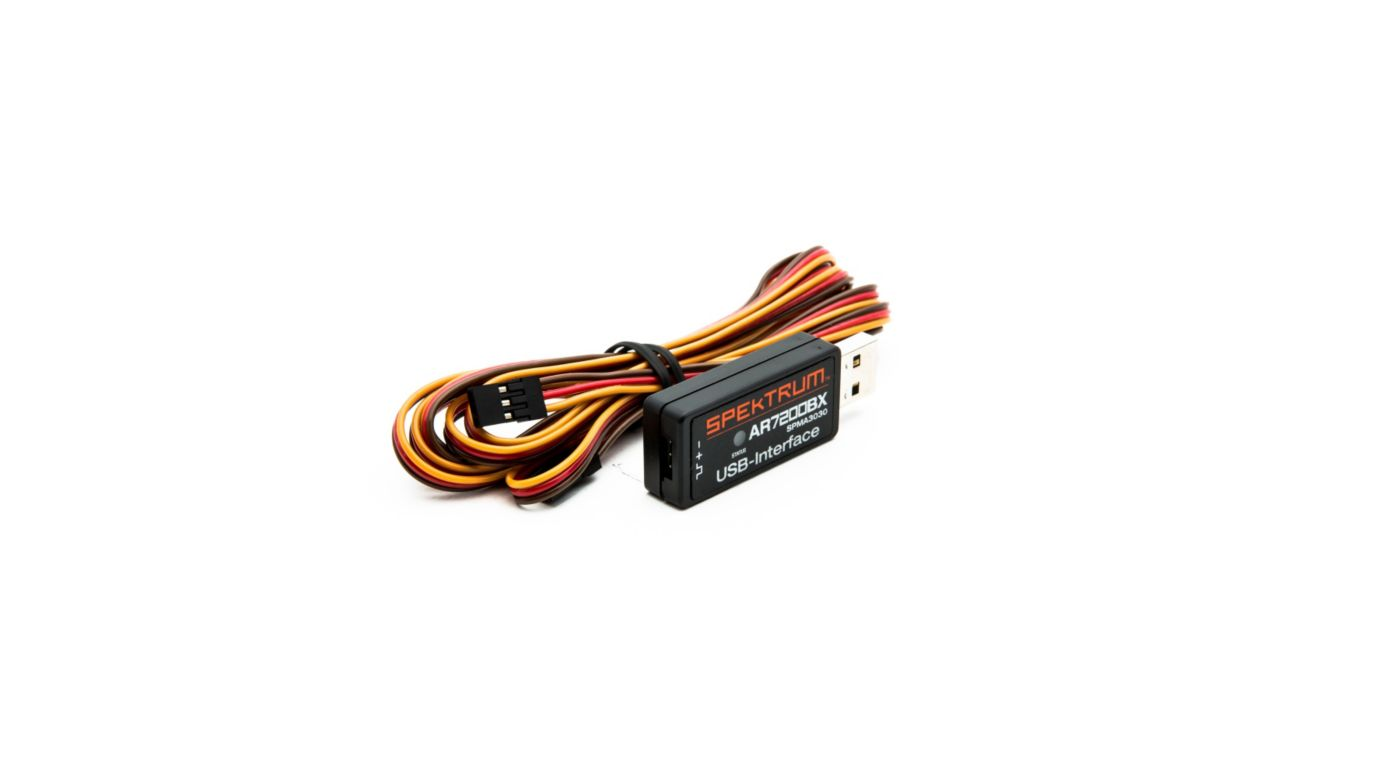 Image for USB Interface: AR7200BX, AR7300BX from HorizonHobby