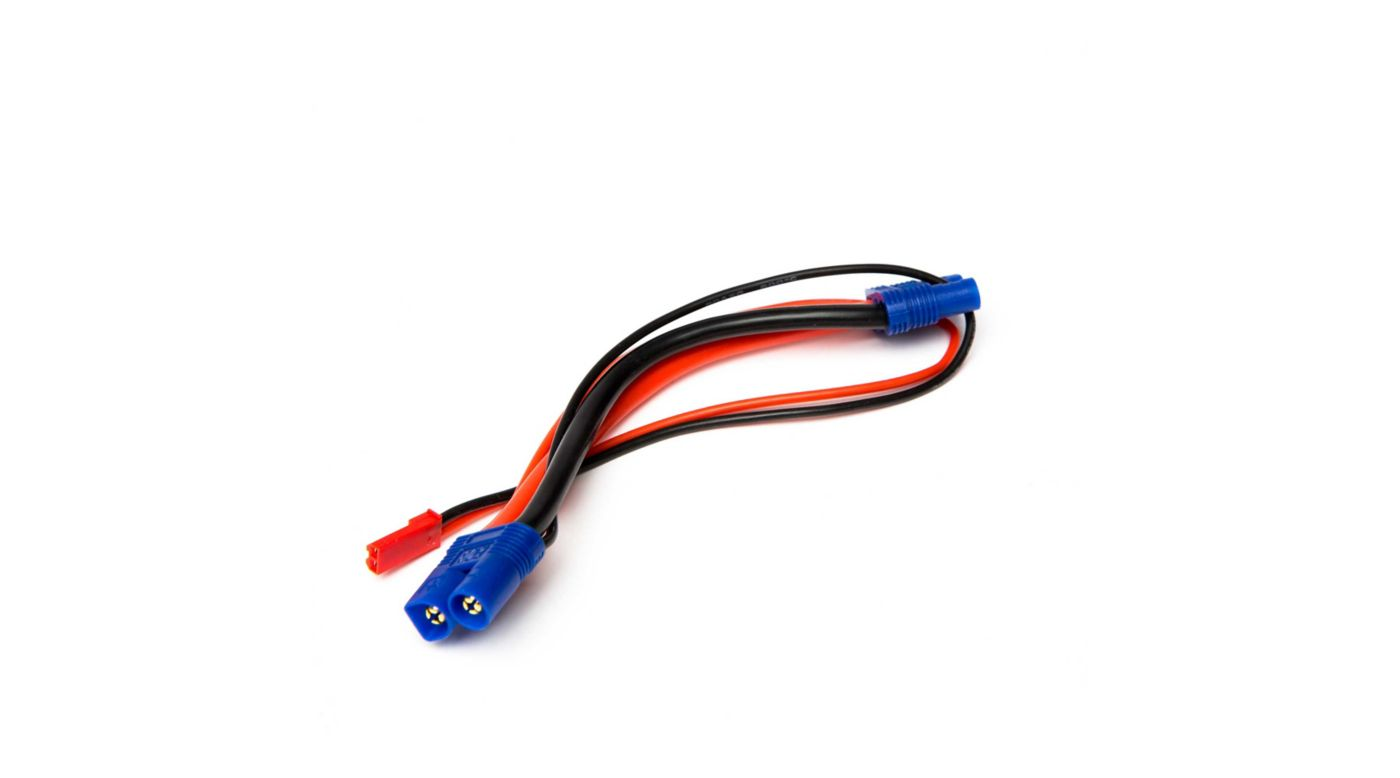Image for VTX Inline Power Adapt (EC3 Ext w JST) from HorizonHobby