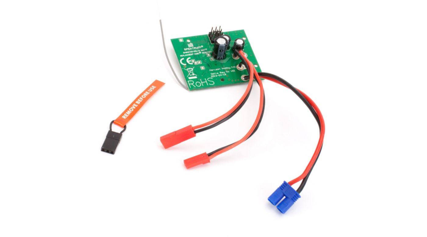 Image for Delta Ray Replacement Receiver/ESC unit from HorizonHobby