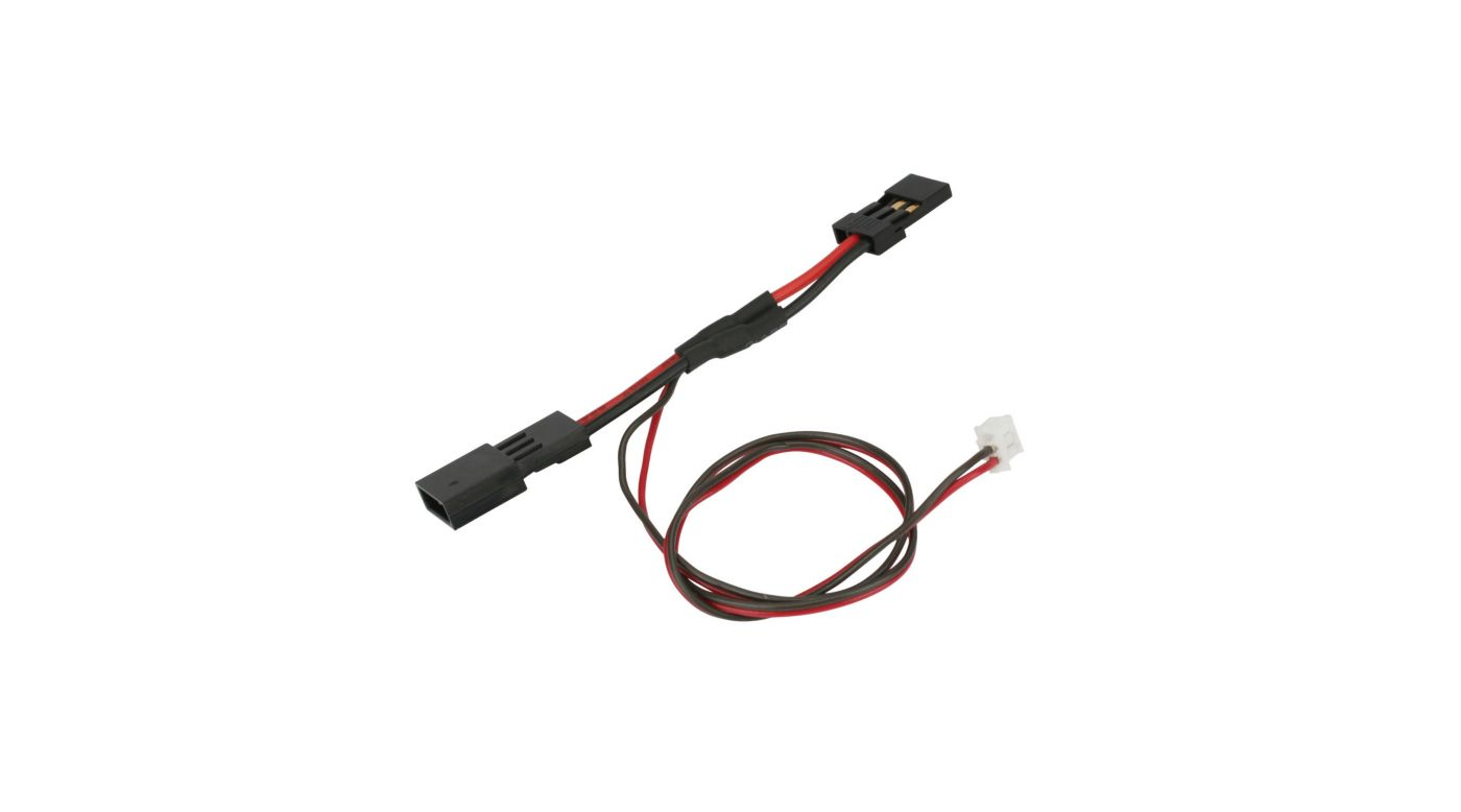 Image for Air Telemetry Flight Pack Voltage Sensor: Servo from HorizonHobby