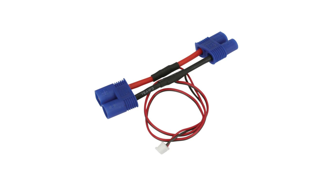 Image for Air Telemetry Flight Pack Voltage Sensor: EC3 from HorizonHobby