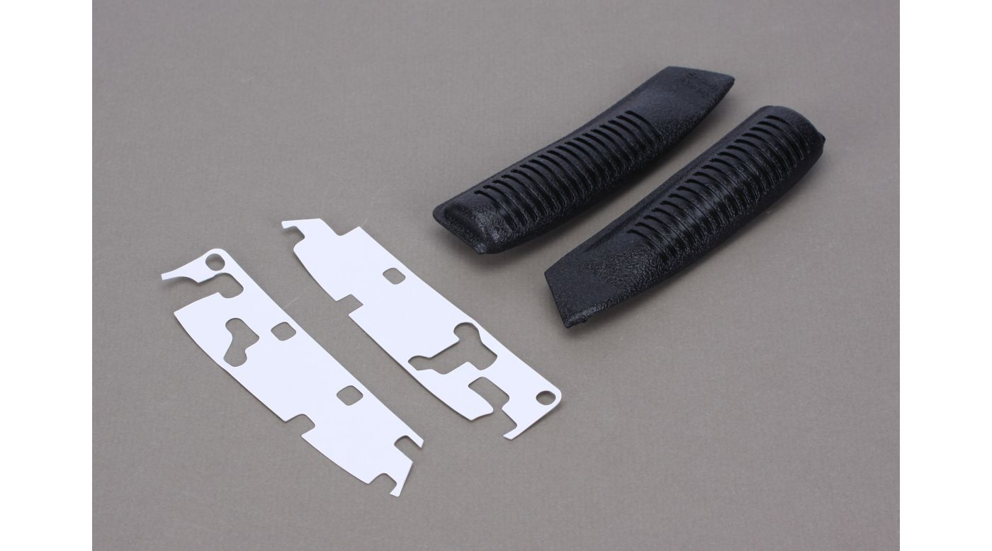 Image for Back Grips (Left/Right): DX7s, DX8 from HorizonHobby